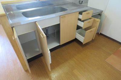 【キッチン】グランストークカメリア