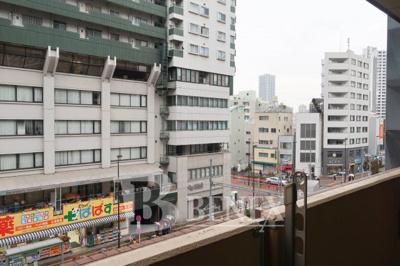 日神パレステージ東新宿イーストフォートの展望です