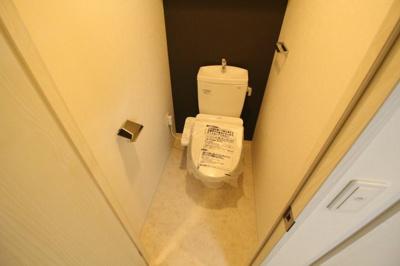 【トイレ】レジデンス神戸大倉山グルーブ
