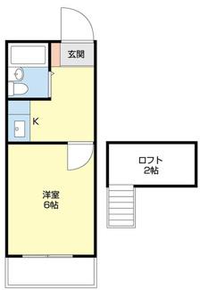 和歌山市野崎一棟アパート