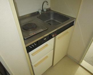 【キッチン】和歌山市野崎一棟アパート