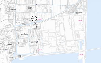 【外観】玉島乙島 貸地B