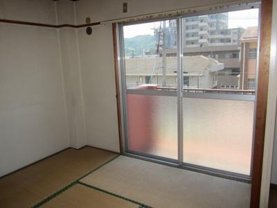【バルコニー】東合川ハイツ