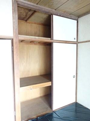 【収納】ひばり荘アパート