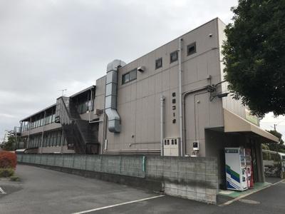 【外観】松屋コーポ