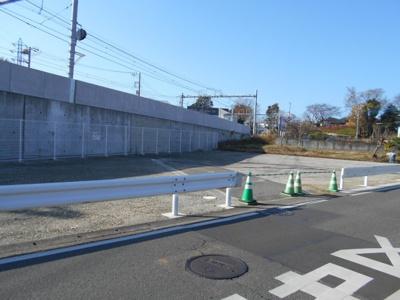 【外観】西川島金子駐車場