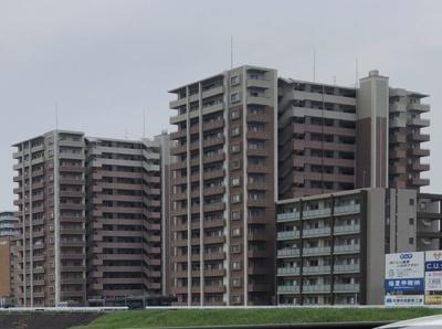 【外観】エバーライフリバーサイド飯塚壱番館