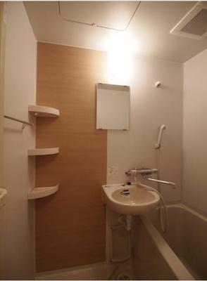 【浴室】プレステージ中目黒