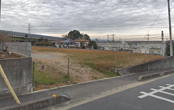 【外観】入間市牛沢 事務所、店舗用地