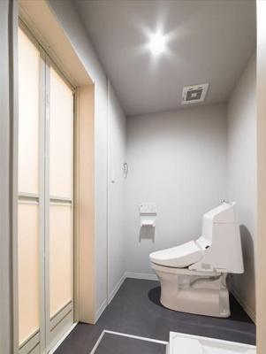 【トイレ】フォレスティ船堀