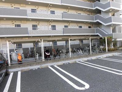 【駐車場】昭島コートエレガンスF