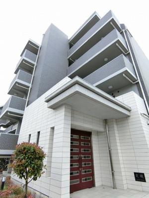 【外観】昭島コートエレガンスF