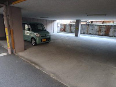 【駐車場】コーポ谷村II