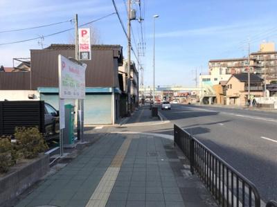 【前面道路含む現地写真】京都市伏見区竹田七瀬川町