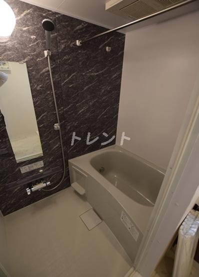 【浴室】クレストコート神楽坂