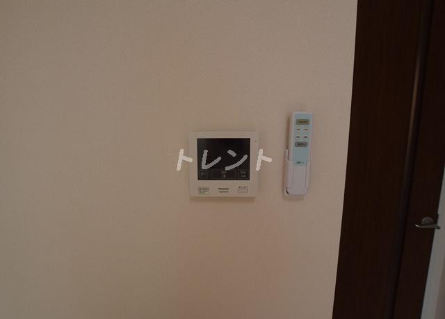 【セキュリティ】クレストコート神楽坂