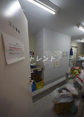 【その他共用部分】アパートメンツタワー麻布十番