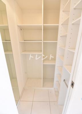 【トイレ】アパートメンツタワー麻布十番