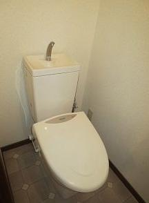 【トイレ】カーサヒル本町