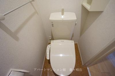 【トイレ】エミリオ・クレストA