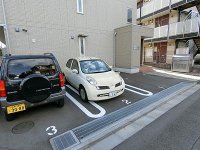 【駐車場】フェリスタ中神