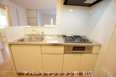 【キッチン】オーク大島田A
