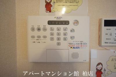 【セキュリティ】オーク大島田A