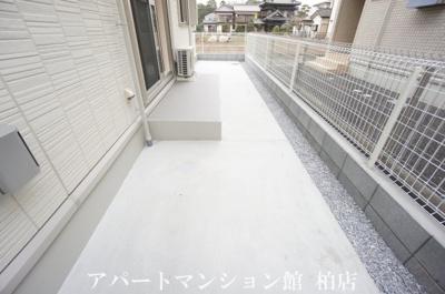【バルコニー】オーク大島田A