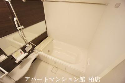 【浴室】オーク大島田A