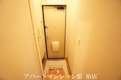 【玄関】オーク大島田A