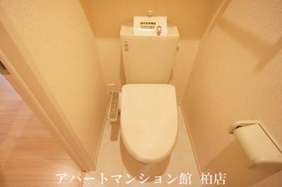 【トイレ】オーク大島田A
