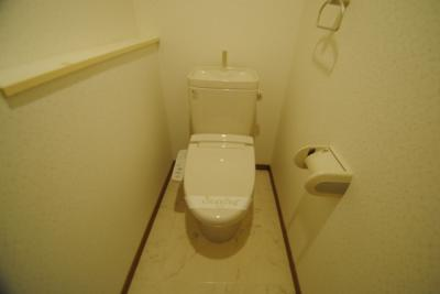 【トイレ】グランデージ中央町