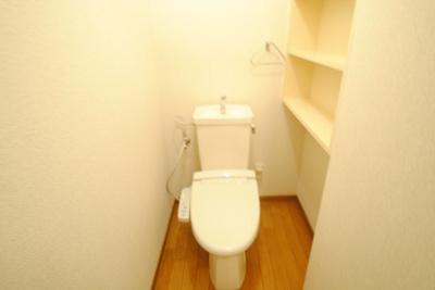 【トイレ】ヴィラージュI