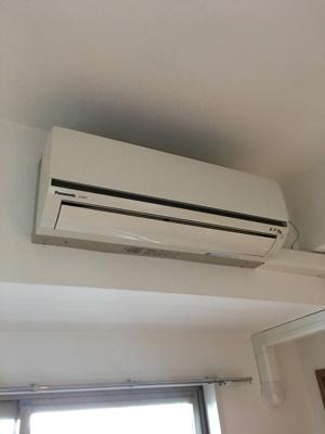 エアコン設備あります♪