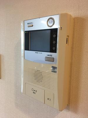 テレビモニタホン設備♪