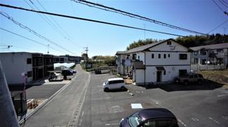校区であります広川中学校が見えます。中広川小学校までは871mです。