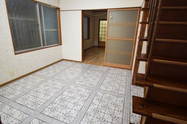 【居間・リビング】伝法3丁目貸家
