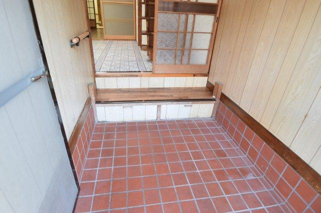 【玄関】伝法3丁目貸家