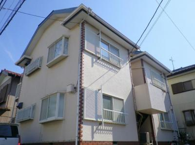 【外観】シャトーニッタ3号館