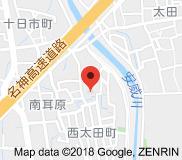 【地図】アムールプログレ