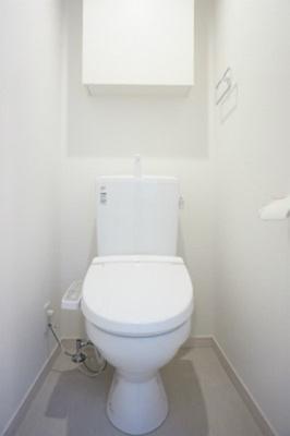 リブリ・ル・ボヌール都賀のトイレ