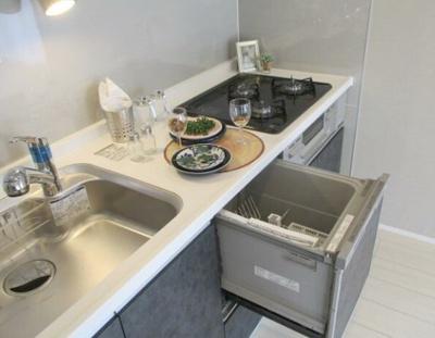 食洗機付きです