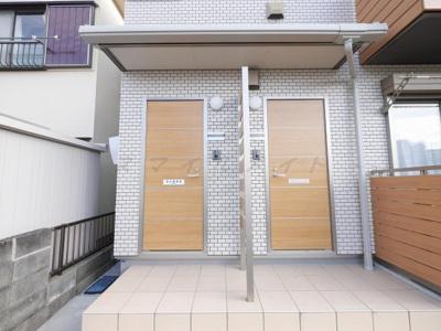 【エントランス】ラ・フェリーチェ神奈川新町