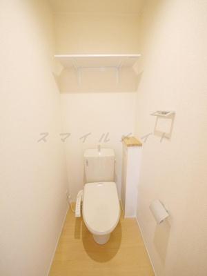 【トイレ】ラ・フェリーチェ神奈川新町