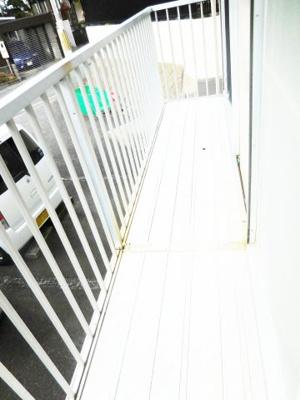 【バルコニー】ハイツ藤沢
