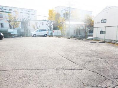 【駐車場】ハイツ藤沢