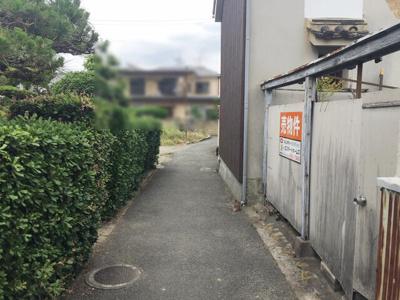 【外観】姫路市大塩町/売土地