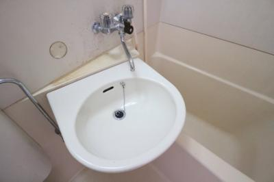 【洗面所】パンシオン垂水