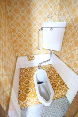 【トイレ】星が荘