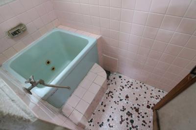 【浴室】星が荘
